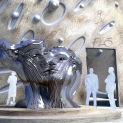 Imaginary Sculpture Garden