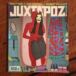 Juxtapose Magazine