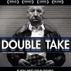 "Johan Grimonprez ""DOUBLE TAKE"""