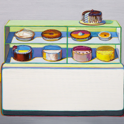 Wayne Thiebaud and the Art of Longevity