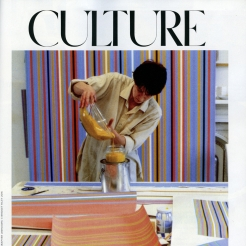 Bridget Riley at John Berggruen Gallery featured in C Magazine