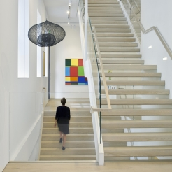 Helen Frankenthaler: Paintings, Berggruen Gallery | The Top 8 Fall Art Shows for Architecture Lovers