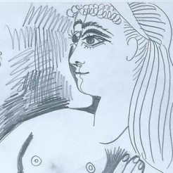 PICASSO ALBUM OF 26 WORKS ON PAPER FROM 1970