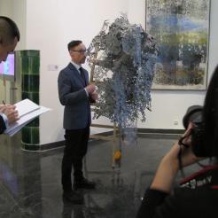 Mark Fox | Intersection: International Art and Culture