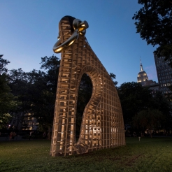 Martin Puryear Chosen for U.S. Pavillion at Venice Biennale