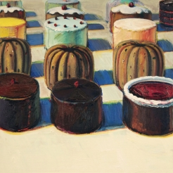 Wayne Thiebaud - Artists - John Berggruen Gallery