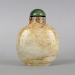 A Large 'Mutton-Fat' Nephrite Jade