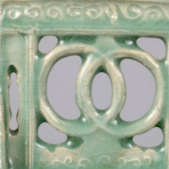 A Small Longquan Celadon Scholar's Table Screen