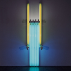 In an Unlikely Pairing, Vito Schnabel Announces Collaboration With Dan Flavin Estate