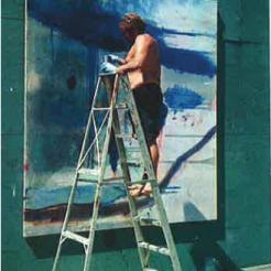 The artist's studio | What Julian Schnabel has in store