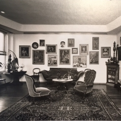 Building Identity: Chaim Gross and Artists' Homes & Studios in New York City, 1953-1974