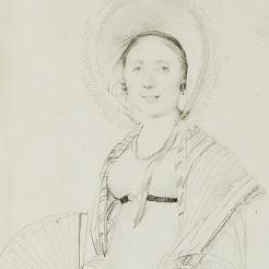 Jean-Auguste-Dominique Ingres (1780–1867)
