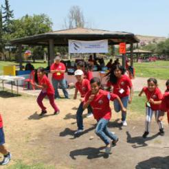 Niños de la Linea, Summer Camps, Holiday Dinners