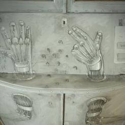 The Machine – Cabinet Man