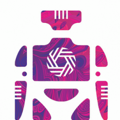 Psychedelic Robot