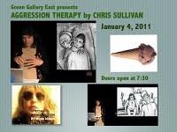 Chris Sullivan: Agression Therapy