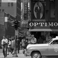 Sixth Avenue: 1948