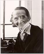 Victor Obsatz's Portrait of Marcel Duchamp