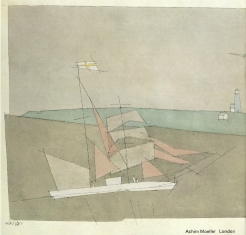 Lyonel Feininger. Visions of City and Sea: Watercolours, Drawings, Paintings