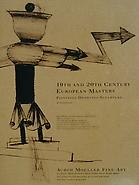19th and 20th Century European Masters Painintgs – Drawings – Sculpture