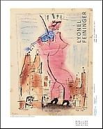 Lyonel Feininger Drawings and Watercolors