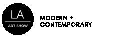 LA ART SHOW Modern & Contemporary