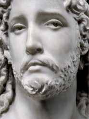 Pietro and Gian Lorenzo Bernini - Bust of the Savior