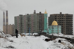 Sergey Maximishin: Siberia