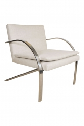Paul Tuttle Chrome Chair