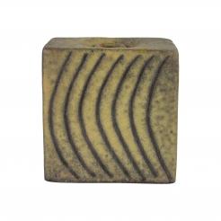 Small Square Vase by Fantoni