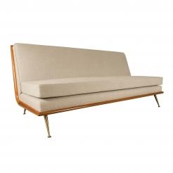T.H. Robsjohn-Gibbings for Widdicomb sofa, model 1727, UK/ Grand Rapids, MI