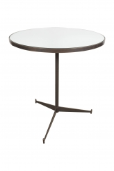 1950s Style Occasional Tripod Table, Made to Order