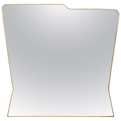 Asymmetrical Mirror by Appel Modern