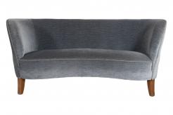 Carl Malmsten High Back Sofa