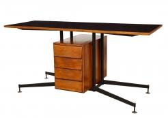 Partners Desk in the Manner of Ignazio Gardella