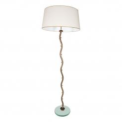 Large Fontana Arte Floor Lamp