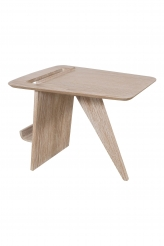 Mid-Century Style Magazine Table by Appel Modern