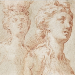 Girolamo Francesco Mazzola, called il Parmigianino