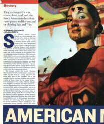 American Masala by Barbara Kantrowitz and Julie Scelfo