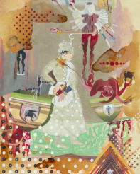 The Morgan Presents the Artistic Journey of Internationally Celebrated Shahzia Sikander