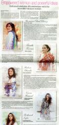 Empowered women and powerful ideas by Zinnia Bukhari