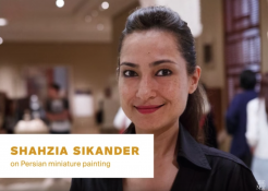 The Artist Project: Shahzia Sikander