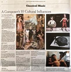 Du Yun: A Composer's 10 Cultural Influences