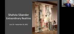 Press Preview for Shahzia Sikander: Extraordinary Realities