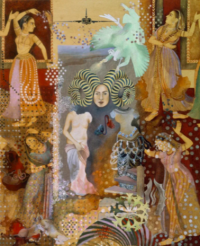 Shahzia Sikander at the Morgan — vast worlds in pocket-sized pictures by Ariella Budick