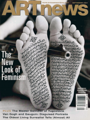 The New Look of Feminism by Barbara Pollock