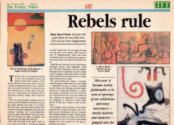 Rebel's Rule by Rina Saeed Khan