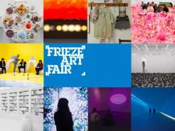 frieze london: highlights from this year's monumental art event by Nina Azarello