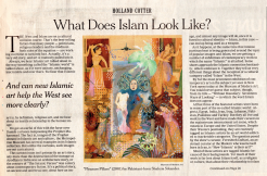 What Does Islam Look Like? by Holland Cotter