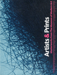 Artists & Prints, Masterworks from the Museum of Modern Art
